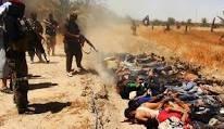 ISIS kills prisoners
